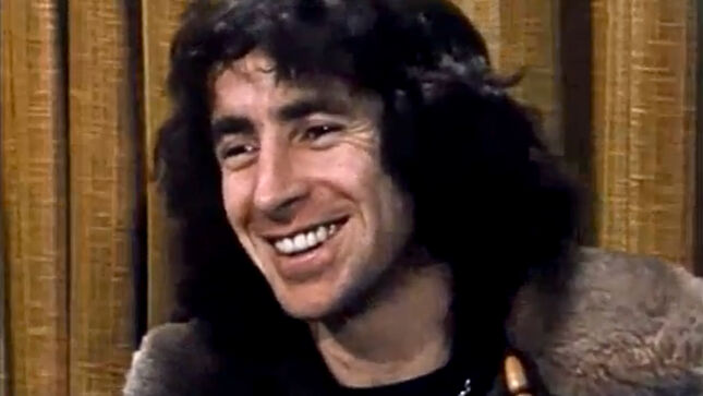 BRAVE WORDS: AC/DC – Newly Discovered 1976 Interview With Bon Scott Uploaded