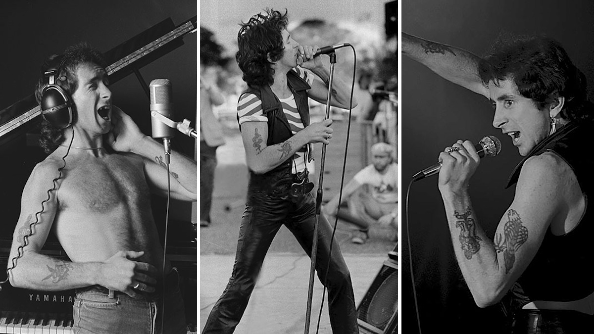 COS: Late AC/DC Singer Bon Scott's 75th Birthday Celebrated with Testimonials, New Website, and Spotify Playlist