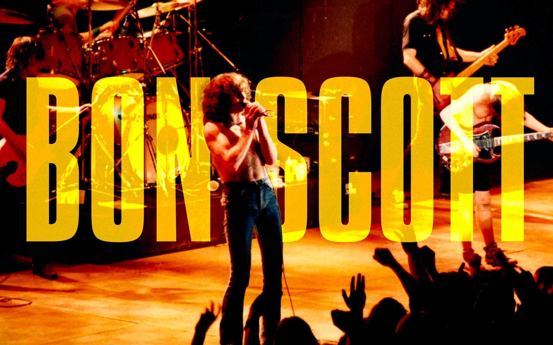 The Official Bon Scott Website