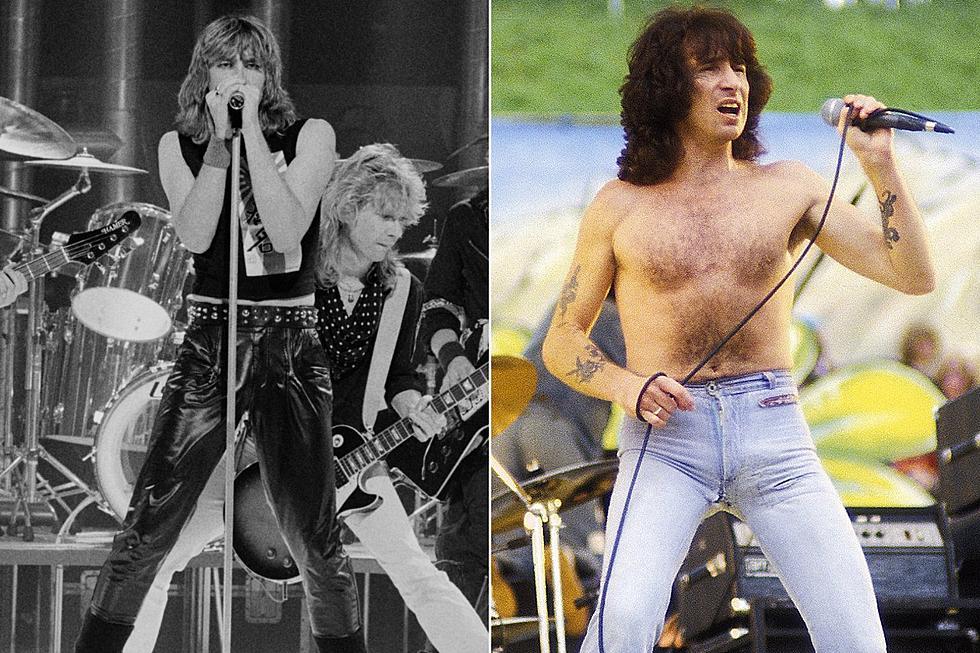 ULTIMATE CLASSIC ROCK: When Bon Scott Helped Out Struggling Def Leppard